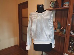 EMILIO PUCCI VINTAGE KNITTED DOLMAN SLEEVES WAIST LENGTH RELAXED JUMPER-L,14-UK