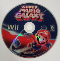 Super Mario Galaxy (Nintendo Wii) - DIsc Only - Tested