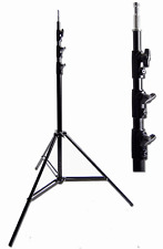 10 Foot Foldable Stackable Studio Tripod Light Stand