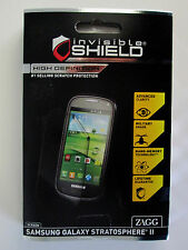 ZAGG InvisibleSHIELD HD for Samsung Stratosphere 2 - New