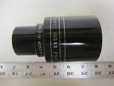 Westar 105mm 35mm Cine Projector Lens NOS