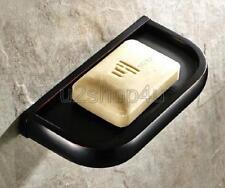 Black Oil Rubbed Brass Wall Mounted Bathroom Soap Dish Holder Soap Uba194