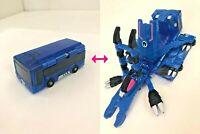 [TURNING MECARD] MAROO Transformable Robot Car Korea TV Figure + 2card Free Ship