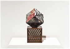 Cyrcle 'Symbiotic Cube' Sculpture Limited Edition 50 Signed & Numbered not Obey