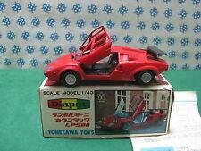 Vintage DIAPET G-66  -  LAMBORGHINI  Countach  LP 500  - Yonezawa Toys