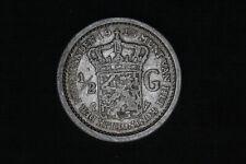 Netherlands - 1/2 gulden 1913 (#56)