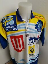 superbe  maillot de rugby amateur dordogne PROACT  taille xxl vintage