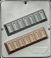 Candy Bar Chocolate Candy Mold Candy Making 175 NEW