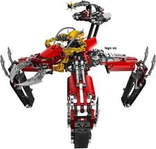 Lego 8996 Bionicle Battle Vehicles Skopio XV-1 complet à 100 % + Notice -CNG3
