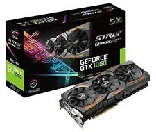 ASUS NVIDIA GeForce GTX 1060 6 Go ROG Strix Gaming OC GDDR 5 VR Prêt Graphics -