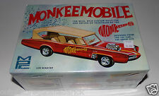 The Monkees Monkeemobile Model Kit 2012 MPC - Brand New Sealed