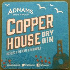 Adnams Ghost Ship Copper House Dry Gin Beer Mat