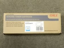 Okidata 43865767 Cyan Toner Cartridge CX2033MFP Genuine New Sealed Box