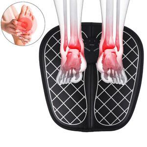 Electric Heated Comfort Leg Foot Massager Shiatsu Kneading Circulation Promot HB