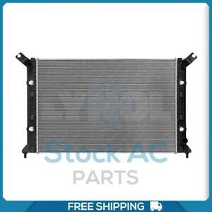 NEW Radiator for Chevrolet Silverado 2500 HD, Silverado 3500 HD, Silverado.. QL