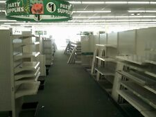 Retail Store Shelving 4 Foot Sections - Darling - good condition