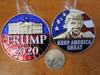 New York City Police Supports President Donald Trump NYPD POTUS Challenge Coin