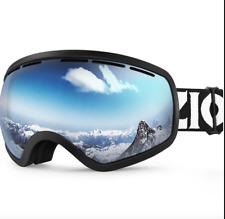 New listing Zionor Lagopus Ski Snowboard Goggles Uv Protection Anti-fog Snow Goggles