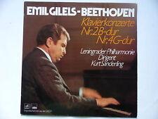 EMIL GILELS BEETHOVEN Klavierkonzerte KURT SANDERLING 85944 XAK