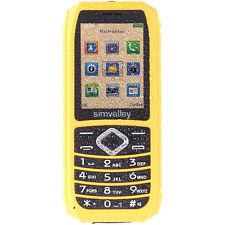 Dual Sim Handys: Outdoor-Handy XT-680, wasserdicht IP67, Dual-SIM