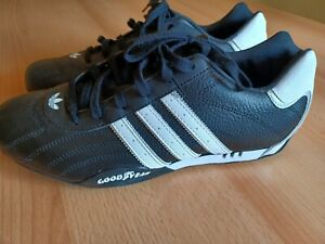 Adidas Original ADI RACER LOW Goodyear Herren Sneaker G16082 schwarz/weis 42 2/3
