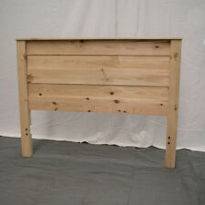 Unfinished Farmhouse Headboard - Twin / Wood Reclaimed Headboard/Modern/Urban/