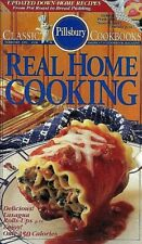 Pillsbury Real Home Cooking Booklet Down-Home Recipes Cookbook Baking Food Meals