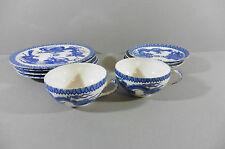 Asiatisches-Porzellan mit Kaffee-& Teegeschirr