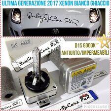 2 Lampadine XENON D1S JAGUAR F TYPE QQ6 2012> fari BIXEN HID 6000K RICAMBIO Luci
