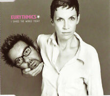 MAXI CD EURYTHMICS I SAVED THE WORLD TODAY NEUF SCELLE