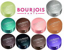 BOURJOIS OMBRE A PAUPIERES EYESHADOW ( NO APPLICATOR) **CHOOSE TYPE**
