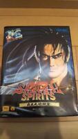 Samurai Shodown Spirits 2 NEO GEO AES Japan SNK Complete Functional Original NEW