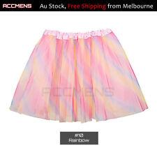 Ladies Adults Ballet Tutu Girls Classic Ballet Skirt Tulle 40CM Red/White/Black.