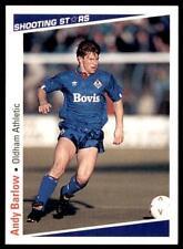 Merlin Shooting Stars 91/92 - Oldham Athletic Barlow Andy No. 215