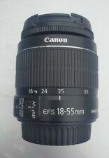 Canon EF-S 18-55mm f/3.5-5.6 IS II Macro 0.25m/0.8ft Lens