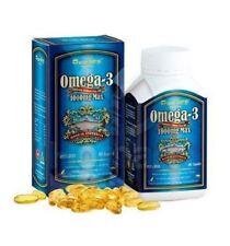 Top Life Omega-3 Salmon Fish Oil 1000 mg - 180 Capsules