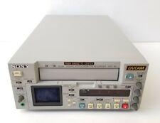 Sony Dsr-45 Digital Video Cassette Recorder Mini Dv Dvcam Firewire port Xlr Out