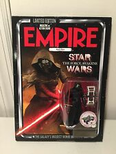 Empire Kylo Ren The Force Awakens Star Wars Vintage Collection Action Figure new
