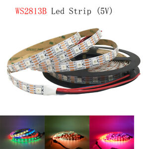 WS2813 WS2812B Update RGB Led Strip light 30/60/144 Pixels Leds/m WS2813 IC DC5V