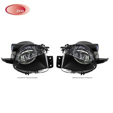 BMW E90 E91 325i 328i 330i 335 Pair Set of Front Left & Right Fog Lights OEM ZWK