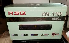 Multi Format Media DVD Player Karaoke, CD, CD+G, usb, SD key surround sound 5.1