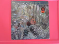 Les Paul & Mary Ford - Brazil LP Record SPC 3122