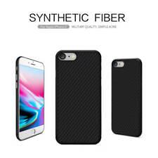 Funda para Iphone 8 - Nillkin Synthetic Fiber - Carcasa de Fibra de Carbono