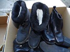 Damen Winter Schuhe-10 Paar im SET Gr.40+41  - für Wiederverkäufer-  DWS-40-006