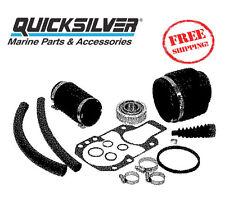 QUICKSILVER MerCruiser Alpha I R Exhaust Bellows Seal Repair Kit Tubes 803098T1