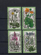 """5997 ) Germany Berlin 1977 - Welfare: """"Wildflowers"""" fantastic full stamp"""