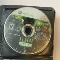 Aliens vs Predator Xbox 360 Microsoft Xbox Live Disc Only Rated M