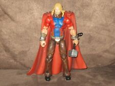 Custom Thor Costume - Marvel Universe 4 Inch Figures