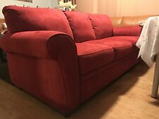 sofa and loveseat set, made in Italy, excellent condition