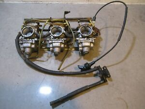 Yamaha Mountain Max 700 Carburetor 2001 #6